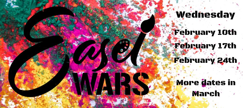Easel Wars Returns!